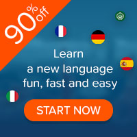 Learn a new language from home with Mondly