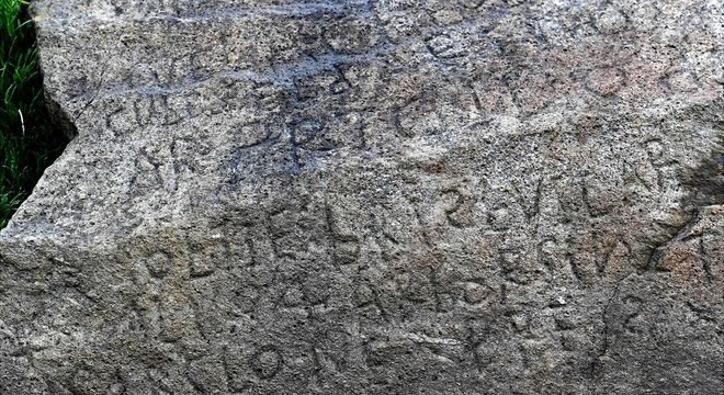 Mystery inscription from Brittany