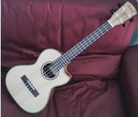 Mo ukulele ùr / Mo ucailéile nua / My new ukulele