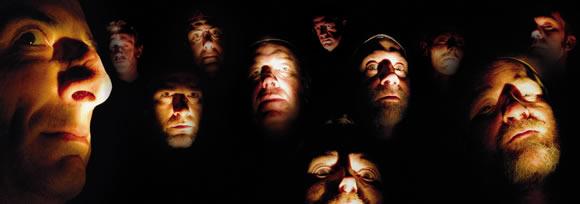 The Spooky Men