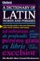 A Dictionary of Latin Words and Phrases