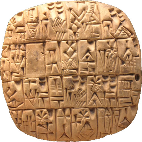 Image result for cuneiform writing