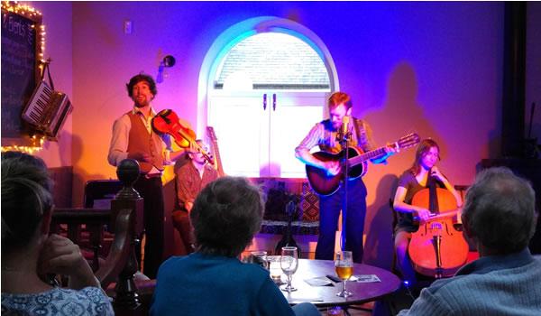 The Ewan Macintyre Band